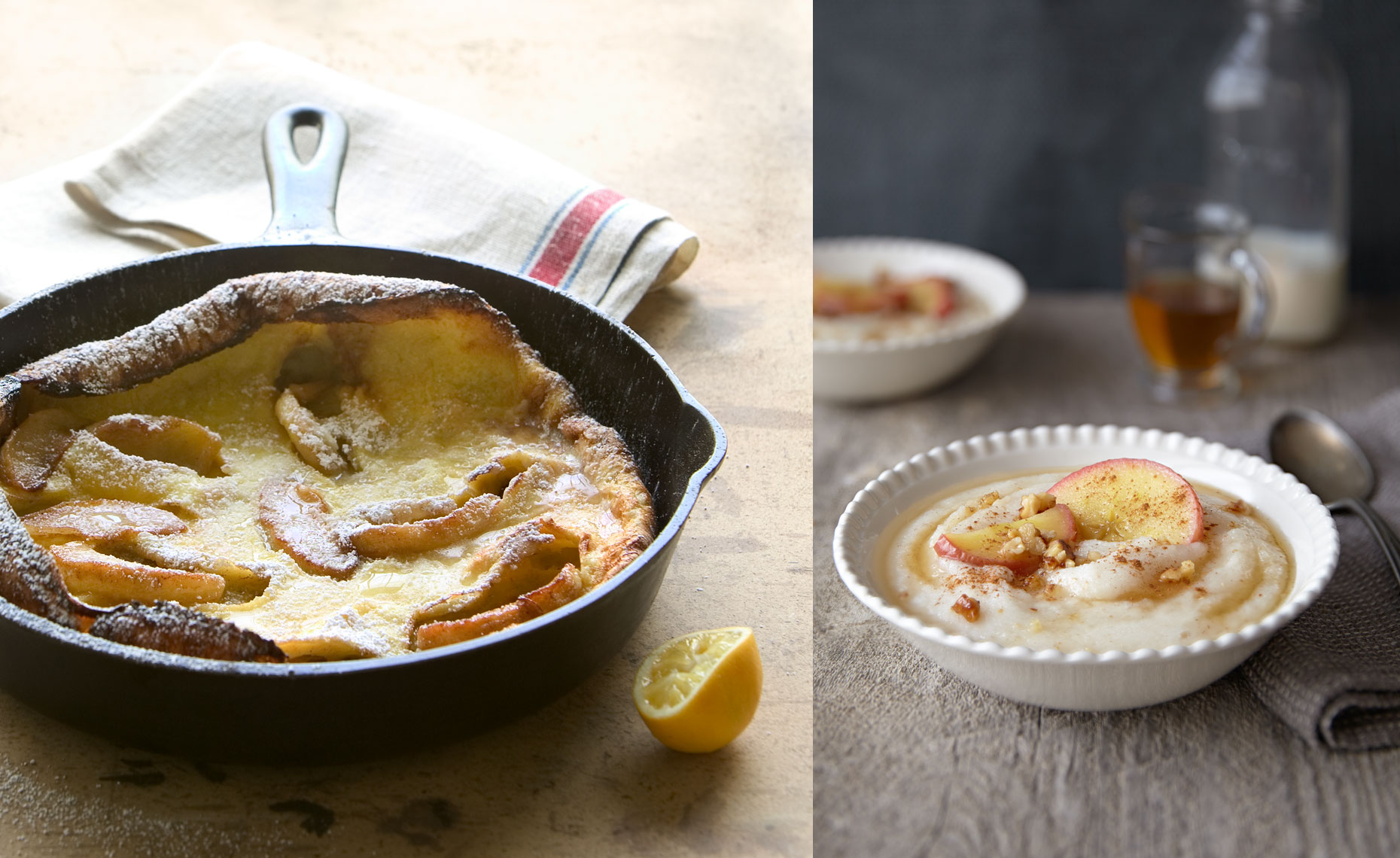 Dutch Baby, Porridge